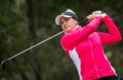Women sport news - Boulden and Muirhead share 72-hole lead
