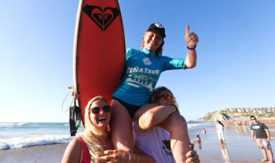 Women sport news - Brice Claims 2016 Peña Txuri Junior Pro Sopela Title