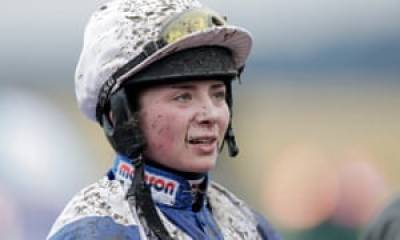 Women sport news - Bryony second on Frodon in the Bet Victor Handicap Chase
