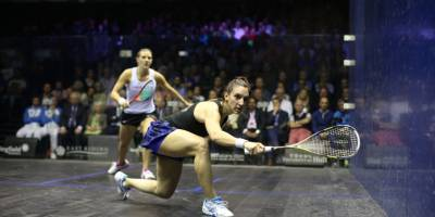 Women sport news - Camille Serme Relishing Allam British Open Title Defence
