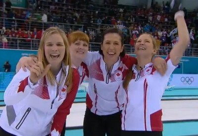 Women sport news - Canada steam to Olympic Victory in Sochi