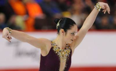 Women sport news - Canadian Champion Kaetlyn Osmond out for rest of the season
