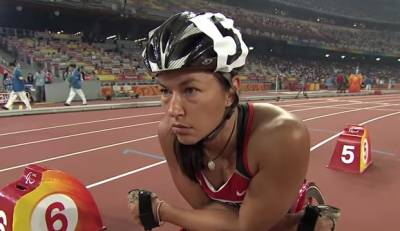 Women sport news - Canadian Chantal Petitclerc awarded International Women's Day Recognition by the IPC
