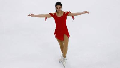 Women sport news - Canadian figure skater Daleman ready to bounce back in Pyeongchang