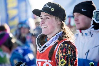 Women sport news - Canadian Marielle Thompson Captures World Cup Ski Cross Gold