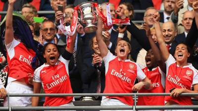 Women sport news - Carter's stunner earns Arsenal their 14th Women's FA Cup