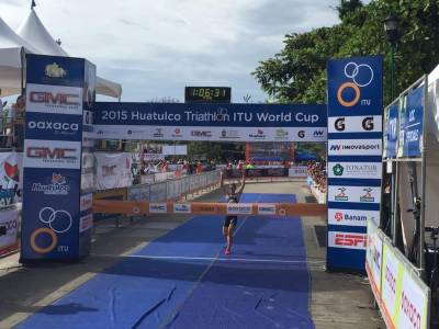 Women sport news - Carvallo claims first World Cup title in Huatulco