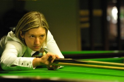 Women sport news - Catalano ends Evans' record Snooker run