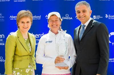 Women sport news - Catriona Matthew Named Solheim Cup Vice-Captain