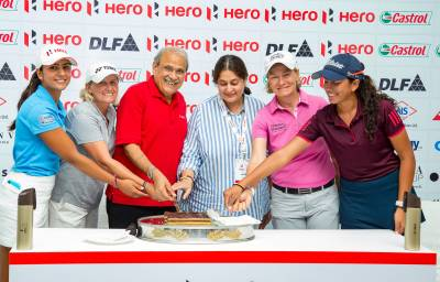 Women sport news - Celebrating 10 years of LET and Hero's involvement in Hero Women's Indian Open