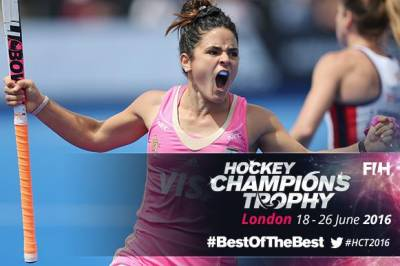 Women sport news - Champions Trophy powerhouses lead the charge