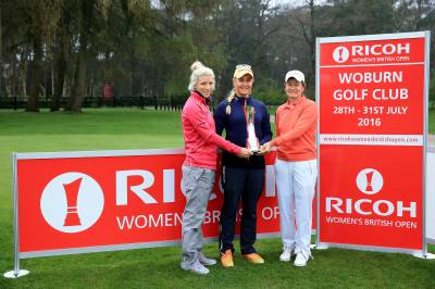 Women sport news - Charley Hull to take on world's best at home course