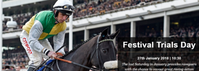 Women sport news - Cheltenham Festival Trials Day Jan 27th