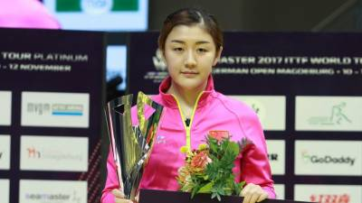 Women sport news - Chen Meng The Comeback Queen
