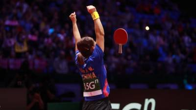 Women sport news - China's Liu Shiwen Ends 10-Year Wait for Women's Singles Gold at 2019 ITTF World Championships