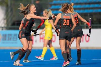 Women sport news - China's wall thwarts Argentina while Oranje cause Australia to feel the blues