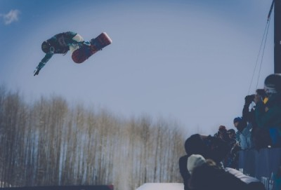 Women sport news - Chloe Kim is the youngest World Snowboard Tour Overall Champion