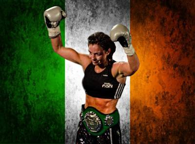 Women sport news - Christina McMahon turns to Irish public for support for next month's World Title fight in Mexico