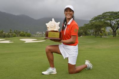 Women sport news - Céline Boutier wins first Ladies European Tour title in Sanya