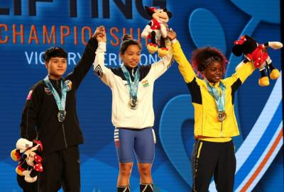 Women sport news - Commonwealth Champion winning first Women Gold