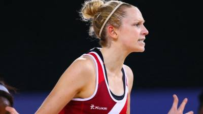 Women sport news - Commonwealth Games England 85-31 Wales