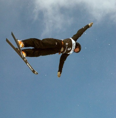 Women sport news - Cook Lands In Aerials Top 10