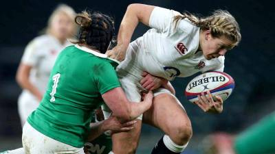 Women sport news - Cornborough: Twickenham performance the finest of my career