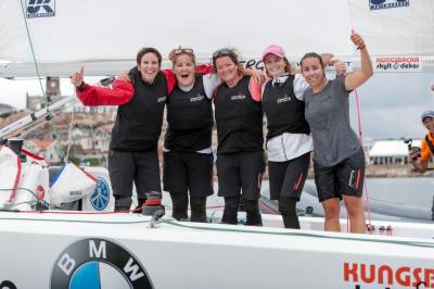 Women sport news - Courtois wins Lysekil Women's Match