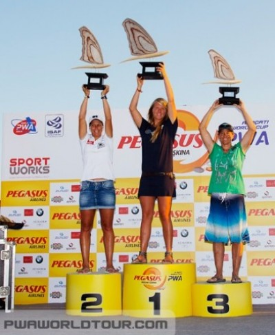 Women sport news - Cousin crowned the champion of the world, Offringa clinch respective event victories