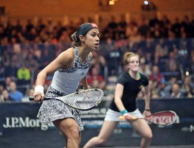 Women sport news - David Expecting World Series Finals To Be Furious