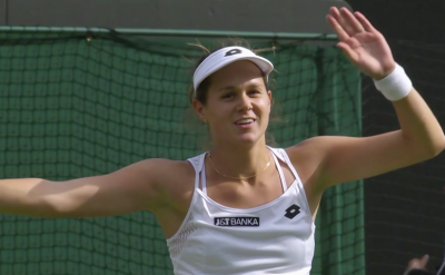 Women sport news - Day 4 at Wimbledon and a stunning win for Cepelova