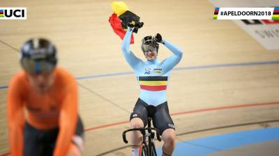 Women sport news - Day 4 from the Cycling World Championships in Apeldorm