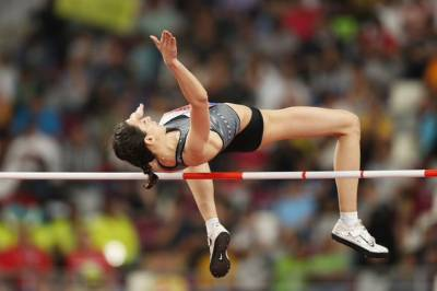 Women sport news - Lasitskene defends her title in Doha