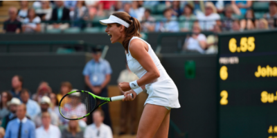 Women sport news - Day one at Wimbledon, Williams and Konta win through