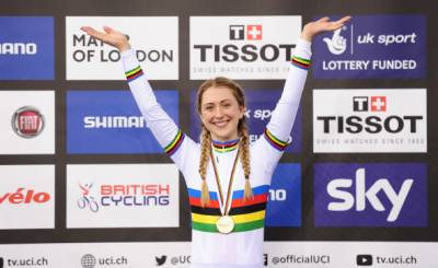 Women sport news - Day two of the UCI World Track Cycling Championships