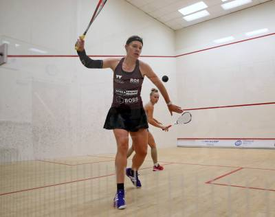 Women sport news - Defending Champion Perry Safely Through To Oracle NetSuite Open Quarter Finals