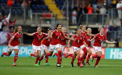 Women sport news - Denmark edge out Austria to reach Euro Final against The Netherlands