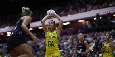 Women sport news - Diamonds Hold Off Silver Ferns In Epic Quad Series Battle