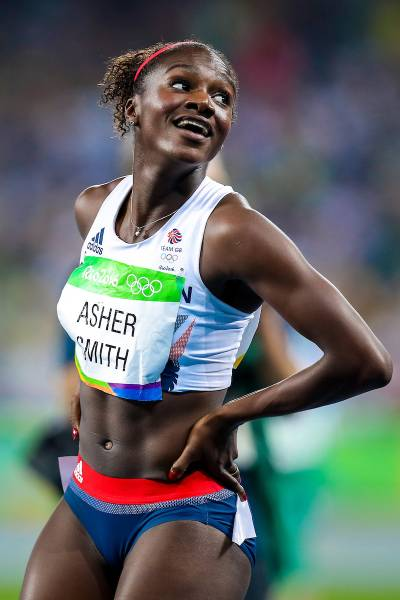 Women sport news - DINA ASHER-SMITH HEADLINES STAR-STUDDED 200M FOR MÜLLER GRAND PRIX