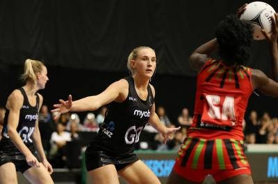Women sport news - Dominant win for Silver Ferns in Taini Jamison Trophy opener