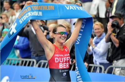Women sport news - Duffy captures first-time WTS gold in Stockholm