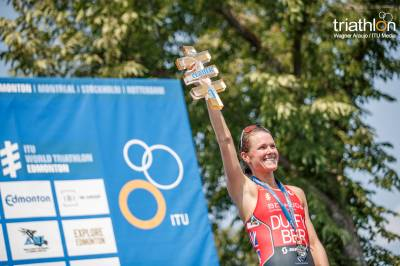 Women sport news - Duffy claims her fourth win of the season in WTS Edmonton