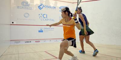Women sport news - E Gouna-World N0 4 King Crash out on Day four