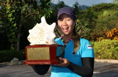 Women sport news - Eagles propels Sangchan to Victory in Sanya