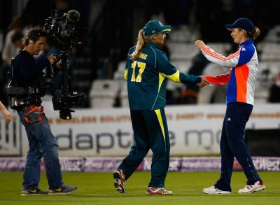 Women sport news - Edwards wants to end on a high after Australian defeat in the second T20