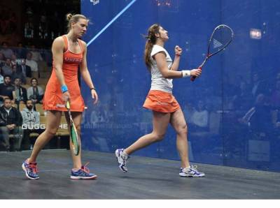 Women sport news - Egypt Dominate As Windy City Open Finalists Decided