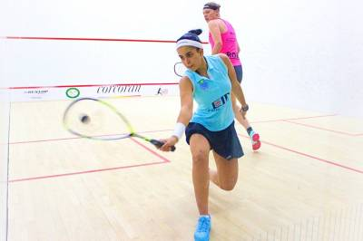 Women sport news - Egypt's El Tayeb Beats England's Perry to Clinch Carol Weymuller Title