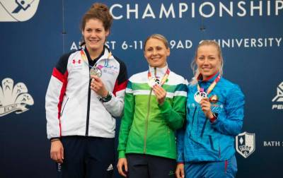 Women sport news - Eight women join champion Asadauskaite in Tokyo 2020 line-up