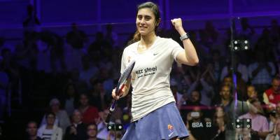 Women sport news - EL SHERBINI HEADS UP UNCHANGED TOP 20 IN WOMEN'S WORLD RANKINGS