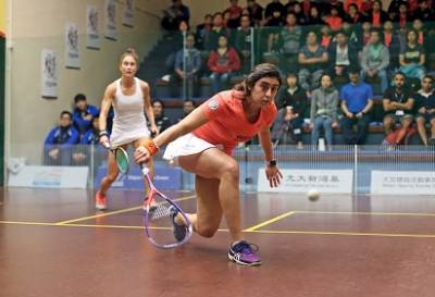 Women sport news - El Sherbini Kicks off Title Defence on Day Two of Hong Kong Open